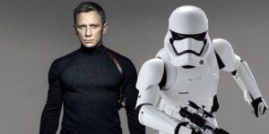 Star Wars ontmoet James Bond in fan-made openingssequentie
