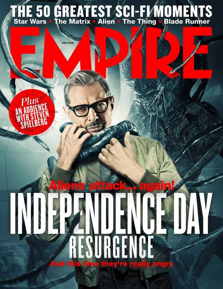 Vijf minuten durende trailer voor Independence Day Resurgence