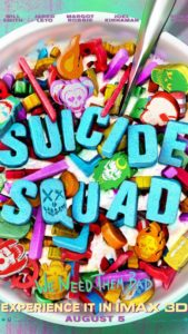 The Gang's All Here: nieuwe Suicide Squad personage posters