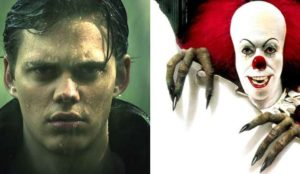 Bill Skarsgard is Pennywise in Stephen King's IT