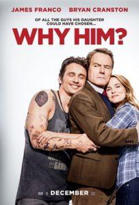 Bryan Cranston vs. James Franco in Why Him? trailer