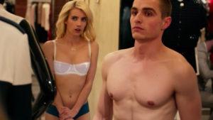 Dave Franco en Emma Roberts in Nerve trailer
