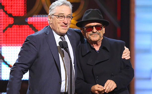 Robert De Niro & Joe Pesci