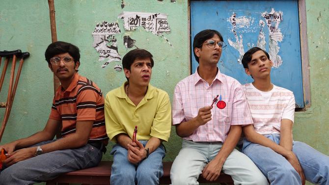 Eerste trailer Netflix-sekskomedie Brahman Naman