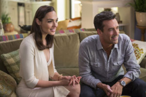 Keeping Up With The Joneses trailer