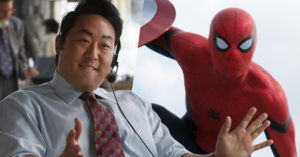 Kenneth Choi gecast in Spider-Man: Homecoming