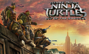 Recensie Teenage Mutant Ninja Turtles: Out of the Shadows