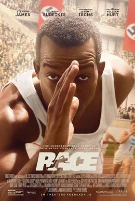 Race 2016 poster filmhoek