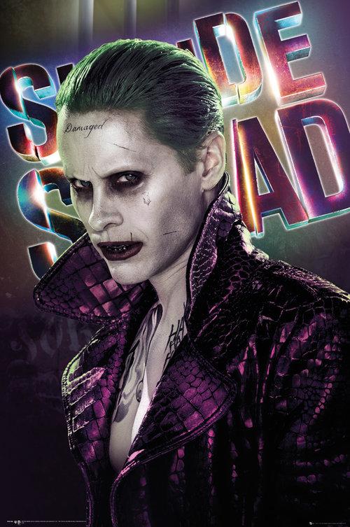 Suicide Squad verenigd op nieuwe posters