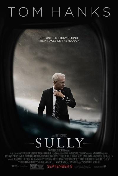 Trailer Clint Eastwood's Sully met Tom Hanks