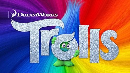 Nieuwe trailer voor Dreamworks' Trolls