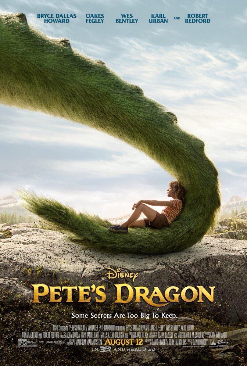 pete's dragon poster filmhoek
