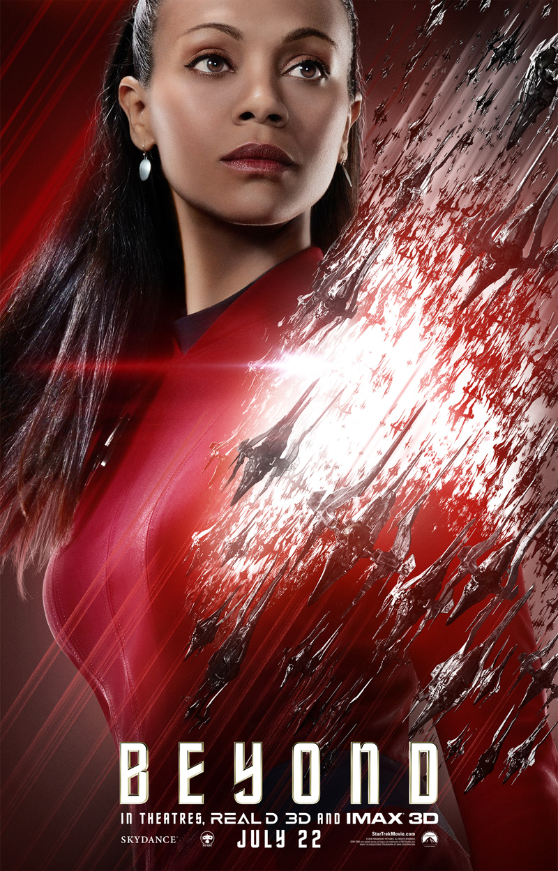 Nieuwe posters Star Trek Beyond