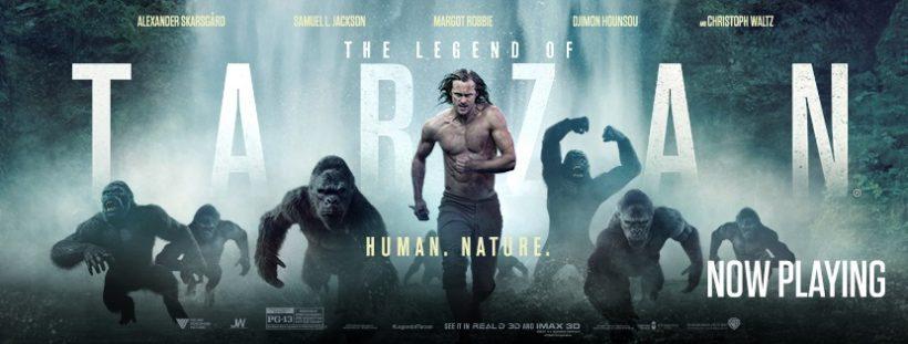 Recensie The Legend of Tarzan (Erik Jansen)