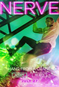 Vijf nieuwe posters Nerve