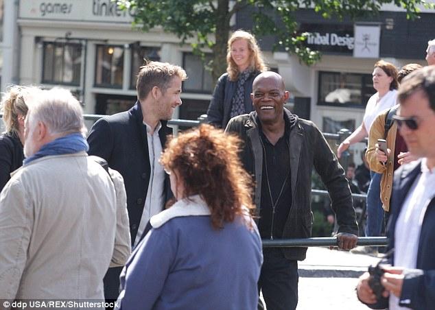 Amsterdam verdient goed aan The Hitman's Bodyguard
