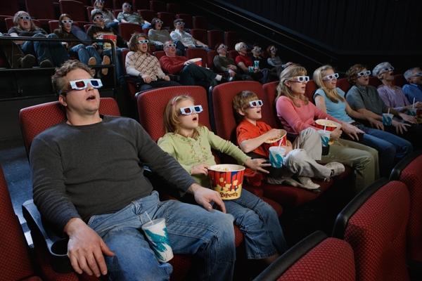 3D-scherm dat zonder brillen werkt?