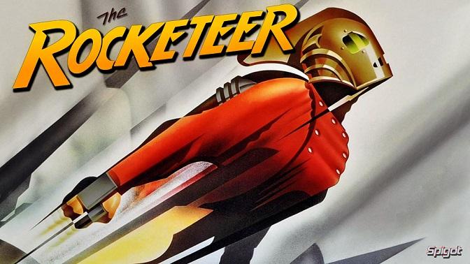 Disney werkt aan The Rocketeer reboot