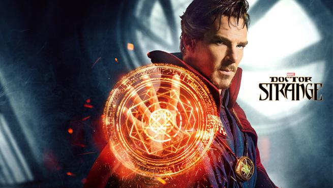 SDCC2016: Nieuwe trailer Doctor Strange