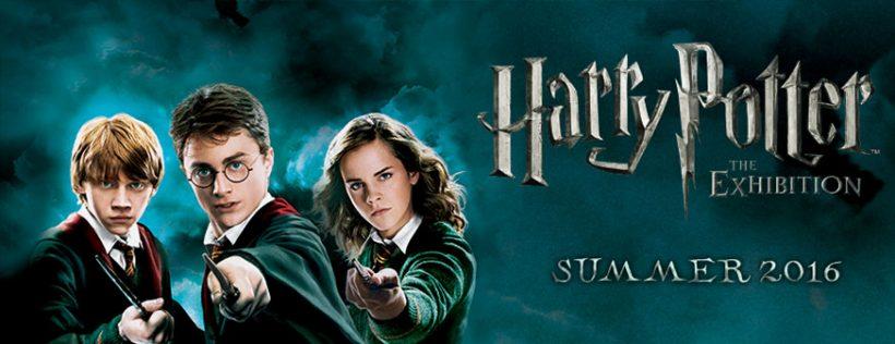 Harry Potter-expositie voor het eerst in de Benelux