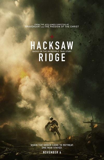 Trailer voor Mel Gibson's Hacksaw Ridge
