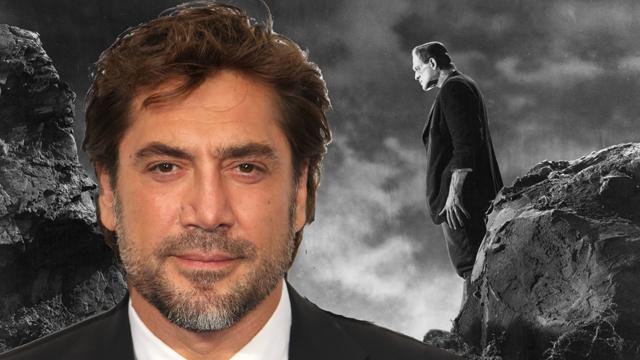 Javier Bardem als de nieuwe Frankenstein?