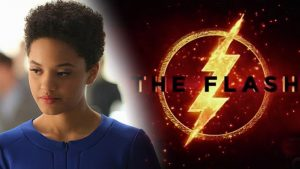 Kiersey Clemons in The Flash