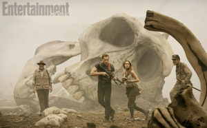 Kong Skull Island: 'the biggest Kong that you've seen on screen'