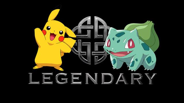 Legendary wil live-action Pokémon film