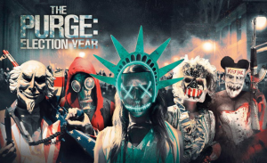 Recensie The Purge: Election Year
