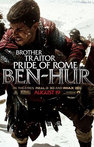 Nieuwe Ben-Hur posters introduceren cast