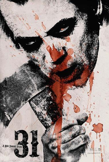 Nieuwe personage posters Rob Zombie's 31