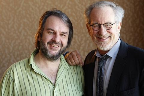 Peter Jackson en Steven Spielberg werken aan nieuwe film
