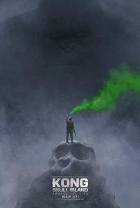 SDCC2016: Kong: Skull Island poster