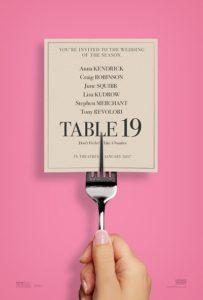 Table 19 trailer & poster met Anna Kendrick