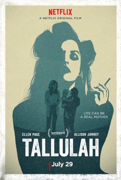 Trailer Tallulah met Ellen Page