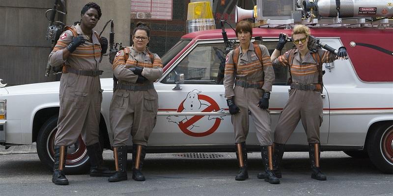 Kevin Hart verdedigt nieuwe Ghostbusters