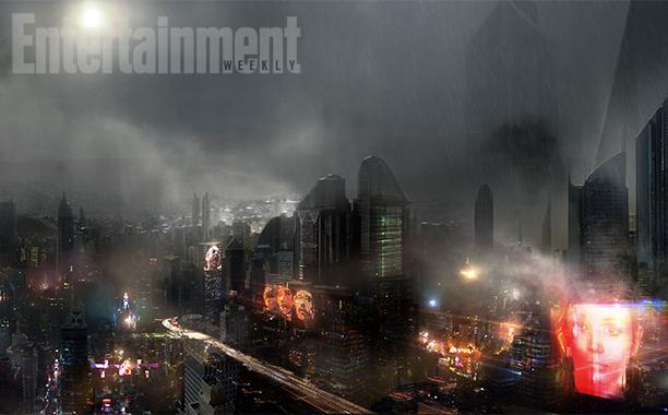 Eerste blik op Blade Runner 2 concept art