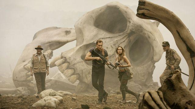 SDCC2016: Eerste trailer Kong: Skull Island