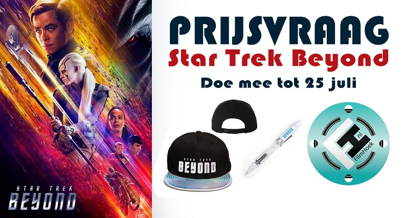 Prijsvraag Star Trek Beyond