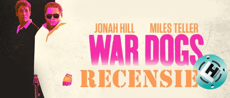 Recensie | War Dogs (Erik Jansen)