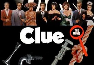 20th Century Fox verfilmt het bordspel Cluedo
