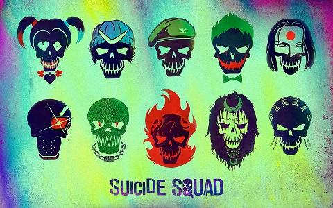 Recensie Suicide Squad (Colton Hunt)