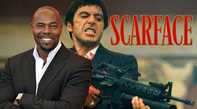 Antoine Fuqua regisseur Scarface remake?