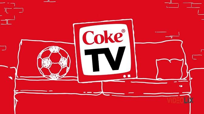Coca-Cola transformeert YouTube kanaal tot CokeTV