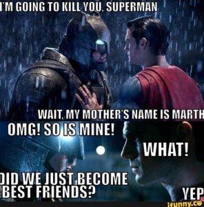 Diane Lane verdedigt Batman v Superman