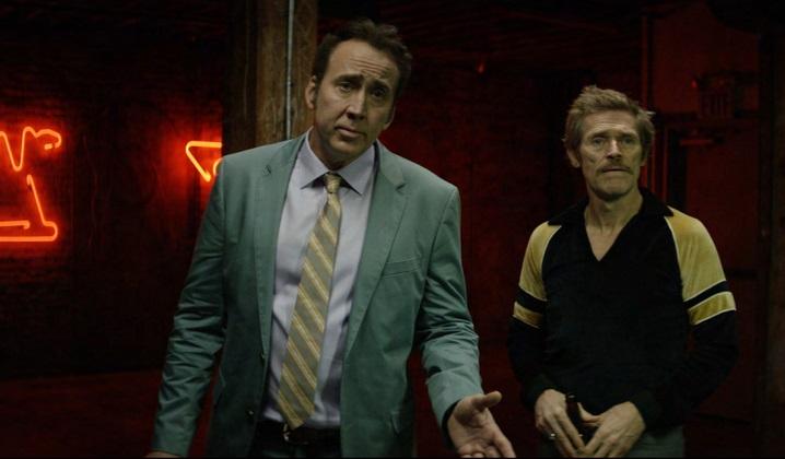 Dog Eat Dog met Nicolas Cage