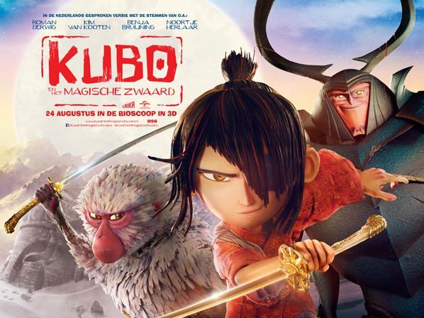 Recensie | Kubo en het Magische Zwaard (Erik Jansen)