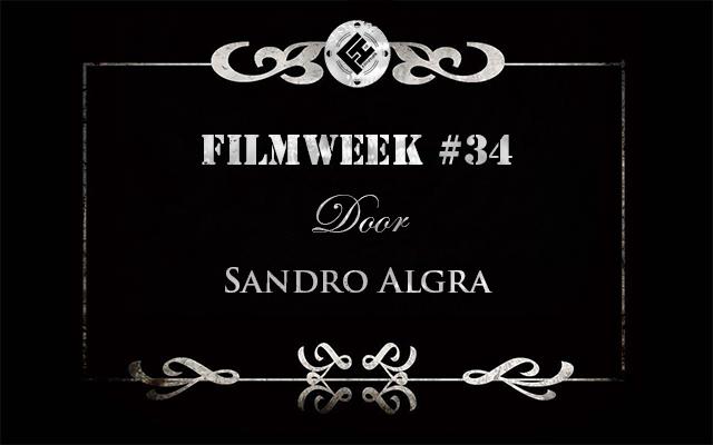 Filmweek 34 door Sandro Algra