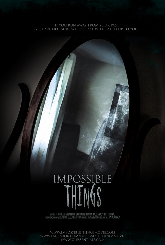 Kunstmatige intelligentie maakt horrorfilm Impossible Things